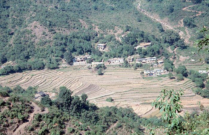 Phil 39 s mondo india slideshow for Terrace farming in india